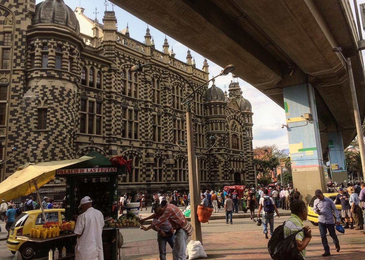Cocaine tourism is now a thing in Medellin