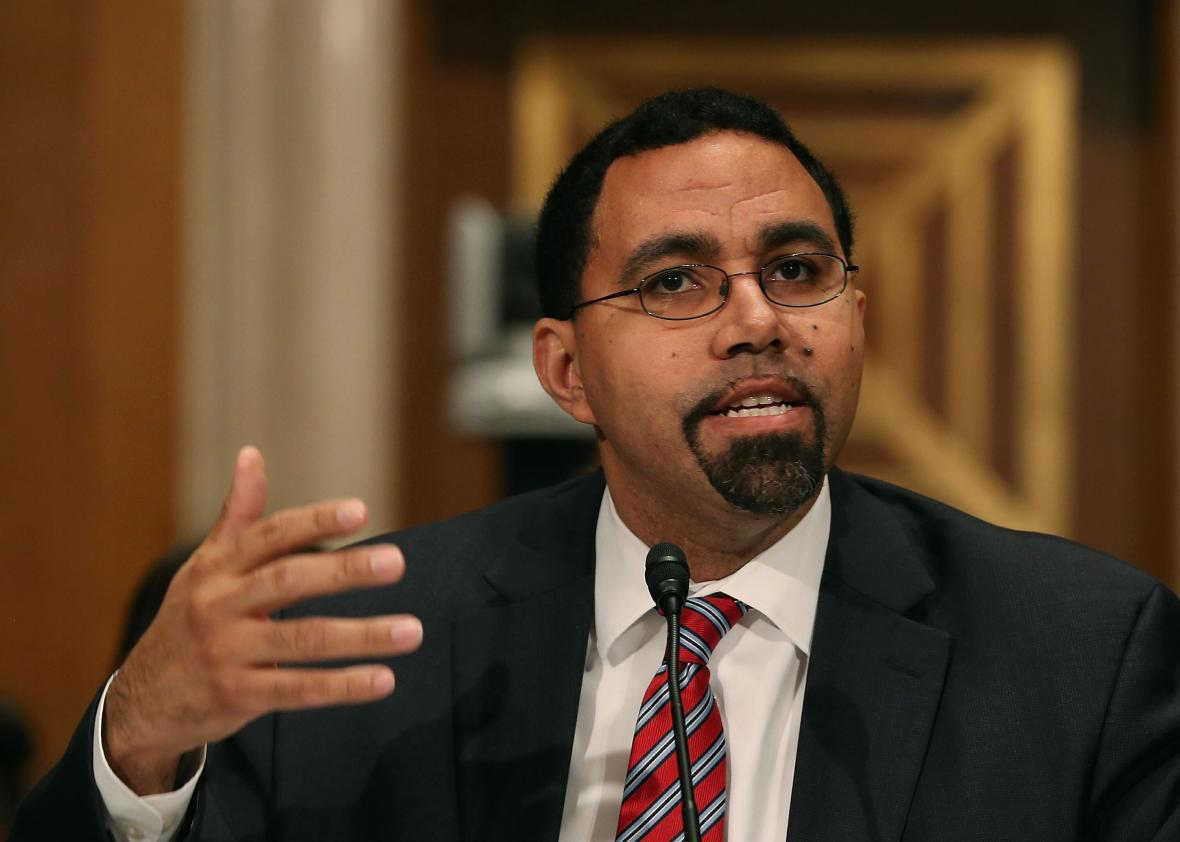 Secretary Of Education Calls For End To >> U S Education Secretary Calls For An End To Racist Corporal