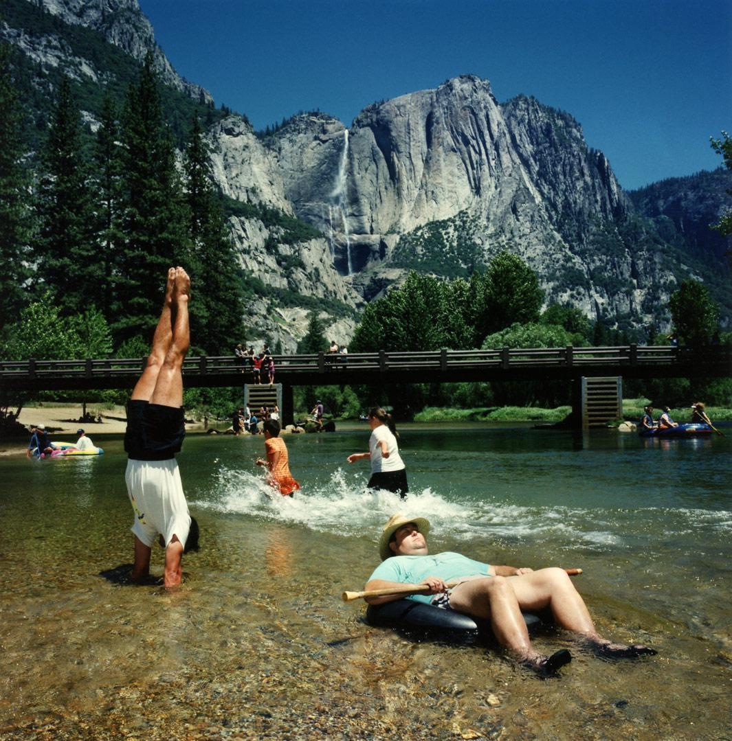 Yosemite, Calif. 1995