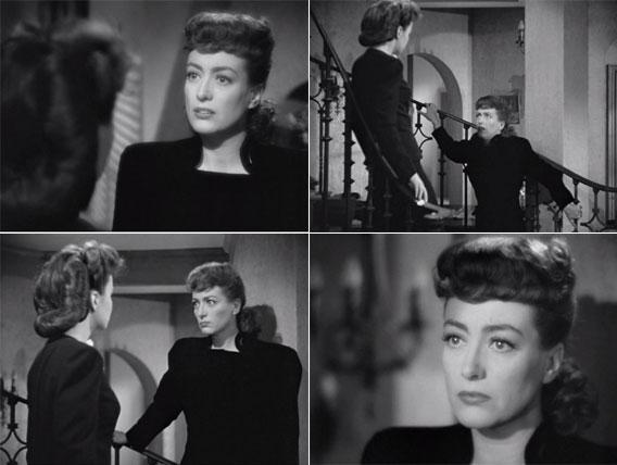 Joan Crawford's 1945 Mildred Pierce.