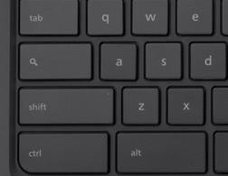 Google's new search key. Click image to expand.
