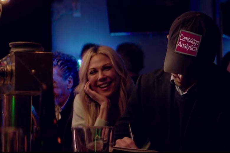 The Daily Show Shows How Creepy Facebook's Business Model Is by Imagining How They'd Run a Bar