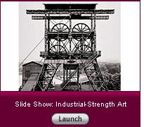 Click here to launch a slide show on Bernd and Hilla Becher.