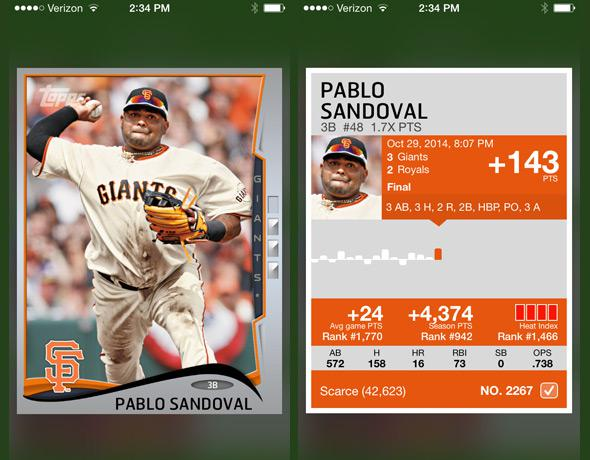Topps Bunt App Can The Company Save Itself And A Beloved Hobby With