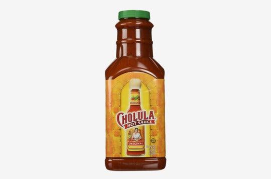 Cholula Original Hot Sauce ½ Gallon.