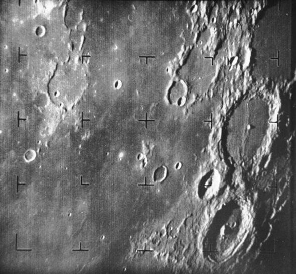 Ranger 7 pic of the Moon