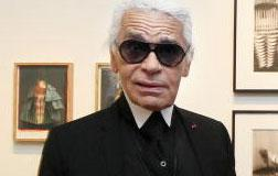 Karl Lagerfeld. Click to expand.