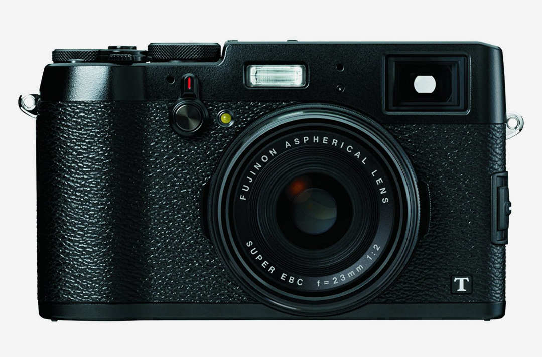 Fujifilm X100T camera.