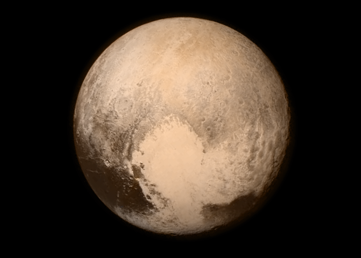 Scientists React as Humanity Makes Its Closest Approach to Pluto