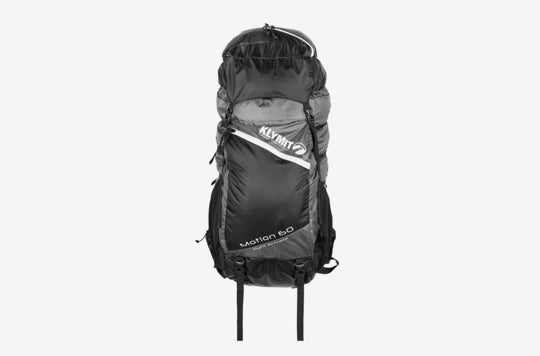 Klymit Motion 60 Backpack.