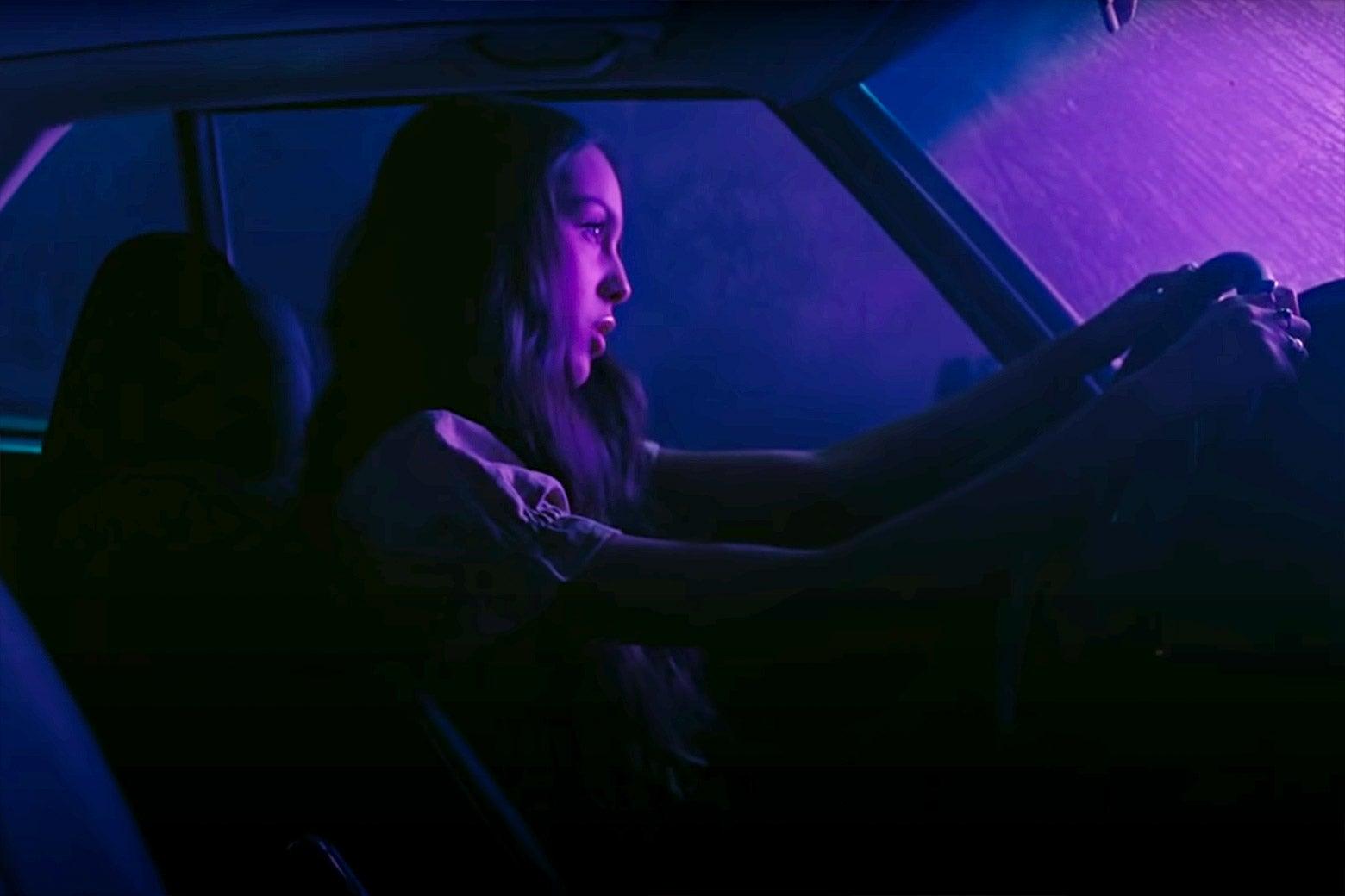 "Why Olivia Rodrigo's ""Drivers License"" Had the Biggest Debut Since ""WAP"""