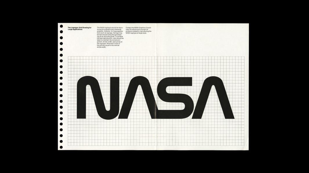 Nasa S 1975 Graphics Standards Manual Is Reissued Via Kickstarter By