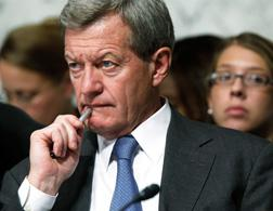 Senator Max Baucus. Click image to expand.