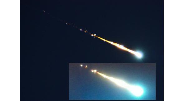 fake meteor