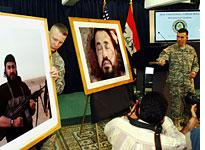The U.S. military confirms Zarqawi's death.          Click image to expand.